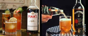 Claytons or Pimms